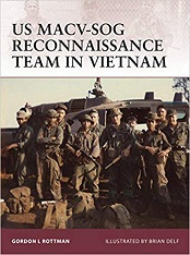 Reconnaissance Team in Vietnam Book Cover