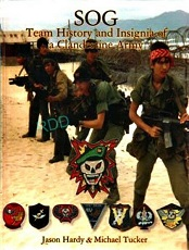 SOG Team History Book Cover