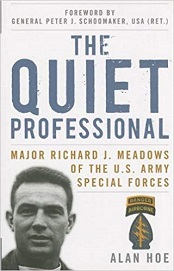 The Quiet Professinal Book Cover
